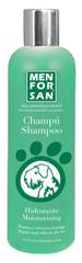 Menforsan Naturalny szampon nawilżający z zielonym jabłkiem 300ml