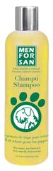 Menforsan Łagodny szampon z kiełkami pszenicy dla szczeniąt 300ml