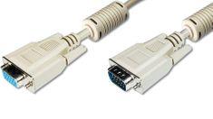 Digitus podaljšek za SVGA monitor 15m siv 14 kontaktov