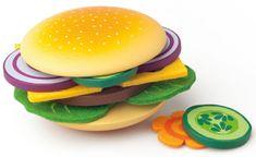 Woody Zestaw Przygotuj swój hamburger