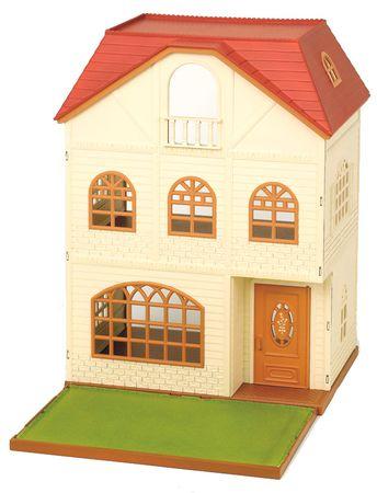 Sylvanian Families 3 emeletes mese ház