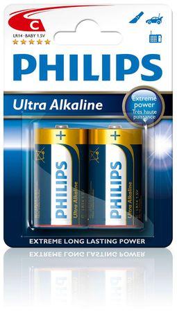 Philips baterie (LR14E2B/10)