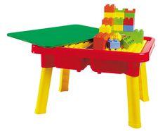 Unico Stavebnicový hrací stôl