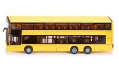 SIKU Dvojposchodový linkový autobus MAN, 1:87