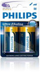 Philips D 2ks Ultra Alkaline (LR20E2B/10)