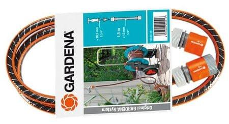 "Gardena priključni komplet Comfort Flex 13mm, 1/2"", 1,5m (18040)"
