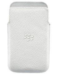 BlackBerry usnjena torbica za Classic, bela