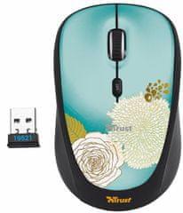 Trust Yvi Wireless Mini Mouse Flower (19521)