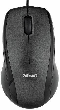 Trust Carve Optikai egér, USB (15862)