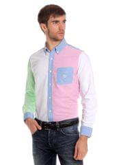 Chaps vícebarevná pánská košile