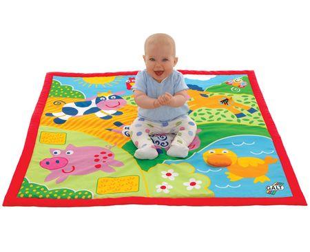 Galt Velká hrací deka - farma