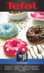 Tefal wymienne płytki XA 8011 ACC Snack Collection Donuts Box