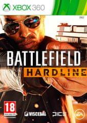 EA Games gra Battlefield Hardline (Xbox 360)