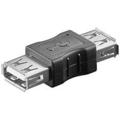 Goobay USB 2.0 adapter (A-F/A-F)