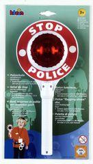 Klein Policajný terčík na batérie