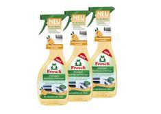 Frosch EKO 3x500ml sredstvo za čišćenje sjajnih površina