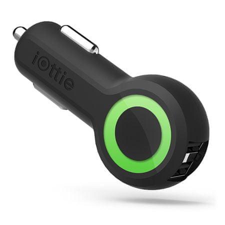 iOttie ładowarka RapidVOLT Dual Port USB czarny