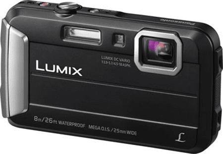 Panasonic Lumix DMC-FT30EP-czarny