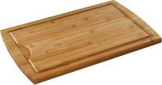Zassenhaus kuhinjska deska za rezanje iz bambusa, 45 x 27