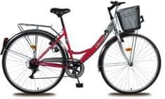 "Olpran Mercury lux 28"" shimano Női Trekking kerékpár"