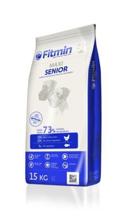 Fitmin Maxi Senior kutyatáp - 15kg