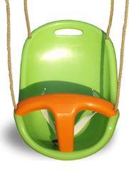 TRIGANO Hintaülés, Zöld-Narancssárga