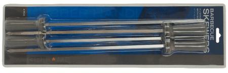MAKERS 4 nerezové jehly se silikonovým držadlem