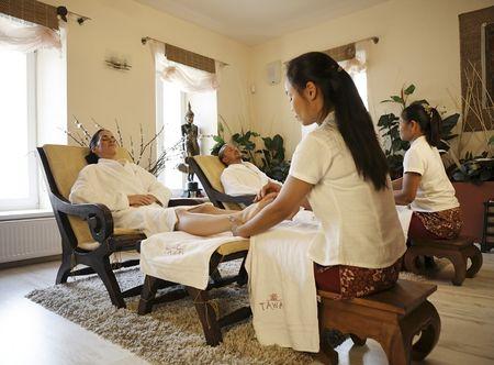 Allegria relaxační masáž nohou Říčany u Prahy