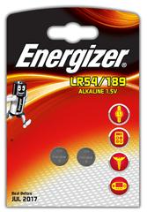 Energizer LR54 Alkaline Gombelem, 2 db