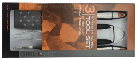 MAKERS 3-częściowy zestaw akcesoriów do grilla
