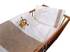 COSING dvodijelni komplet posteljine De Luxe Pčela
