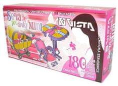 Seva Stavebnica pre dievčatá MIDI 1