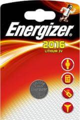 Energizer CR2016 1ks Lithium