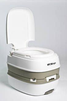 BERGER prijenosni WC Deluxe