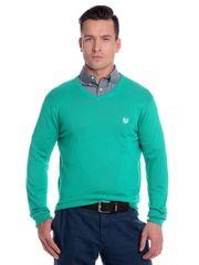 Chaps pánský svetr s výstřihem do V