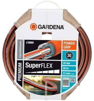 """Gardena 18093-20Premium SuperFLEX tömlő (1/2""""), 20 m"""