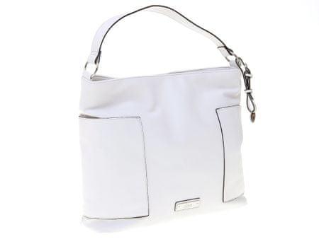 5dfc8ed381 s.Oliver elegantní dámská kabelka na cvoček bílá - Alternativy