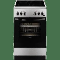 Zanussi električni štednjak ZCV550G1XA