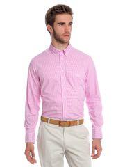 Chaps jemně kostkovaná pánská košile