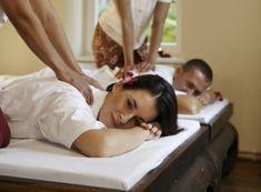 Allegria thajská masáž pro dva Praha