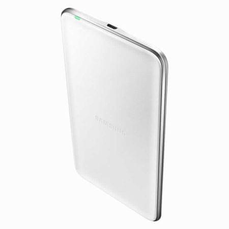 Samsung brezžična indukcijska polnilna podloga QI Standard, bela (EP-PN915IWEGWW)