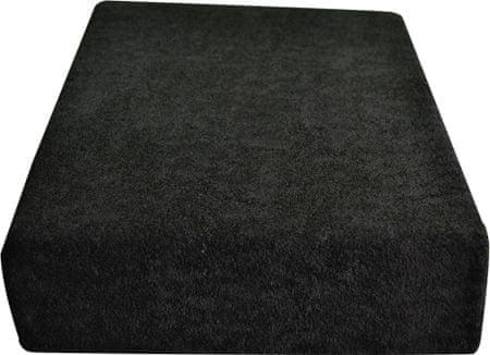 Greno Froté plachta 180 x 200 cm čierna