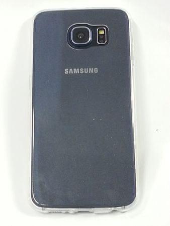 Ultra tanka silikonska maska za Samsung Galaxy S6 (G920), prozirna