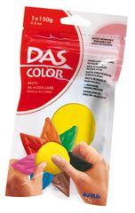 DAS barvna modelirna masa, rumena 150g 387401