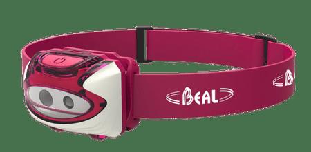 Beal L80 Fejlámpa, Rózsaszín