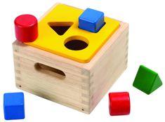 Plan Toys Razvrščanje oblik