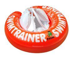 Freds swim academy Fred pojas - crveni, od 6 do 18 kg