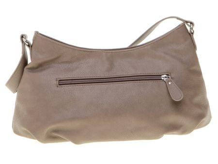 db972a1b30c7 s.Oliver hnědá dámská kabelka s venkovní kapsičkou na zip ...