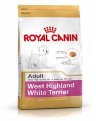Royal Canin West Highland Terrier Adult hrana za pse, 3 kg