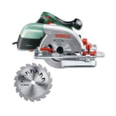 Bosch ručna kružna pila PKS 55 A Plus + list pile za precizne rezove (0603501002)